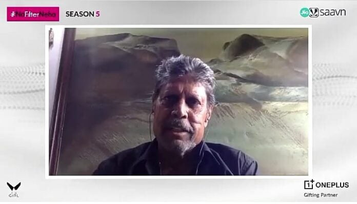 Kapil Dev gets candid, you cannot miss this one & his 'Kapil 11' team