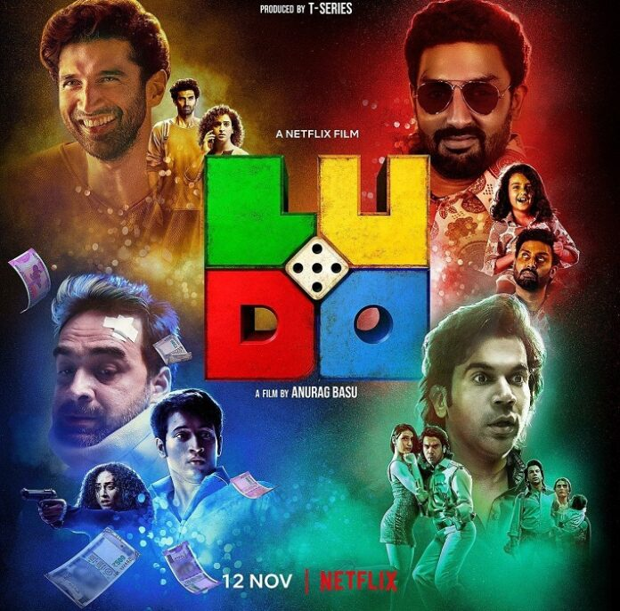 Movie Review | Ludo: Intriguingly Weaved Anthology On Life, Karma & more