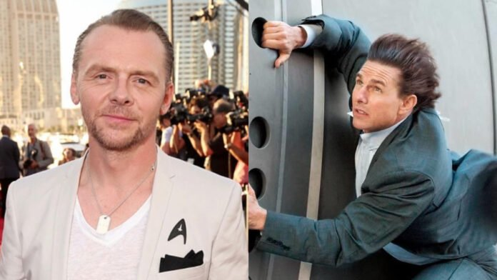 Mission Impossible 7: Simon Pegg opens up on Tom Cruise's death-defying stunts