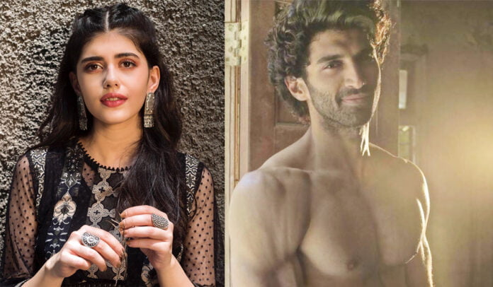 Sanjana Sanghi joins 'OM - The Battle Within' as the lead actress opposite Aditya Roy Kapur