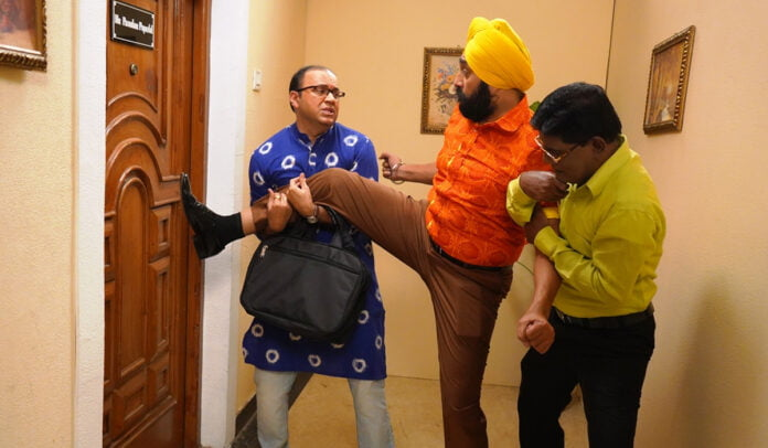 The upcoming episode of Neela Film Productions Private Limited's Taarak Mehta Ka Ooltah Chashmah (TMKOC) will see residents of Gokuldhaam Society stressed out over Popatlal's sudden disappearance.
