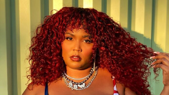 US election 2020: Lizzo bares it all in optimistic election day message