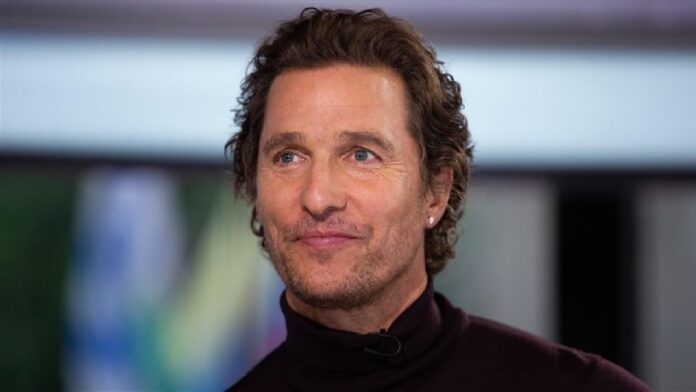 Why Matthew McConaughey was disappointed by his mother's reaction to his stardom?
