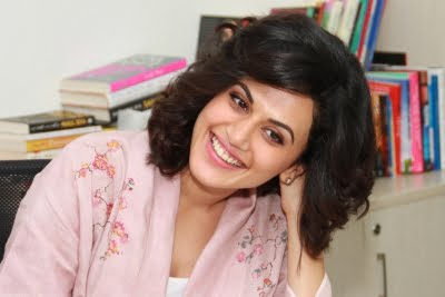 Taapsee Pannu is in a relationship with 'no baggage, no burden'