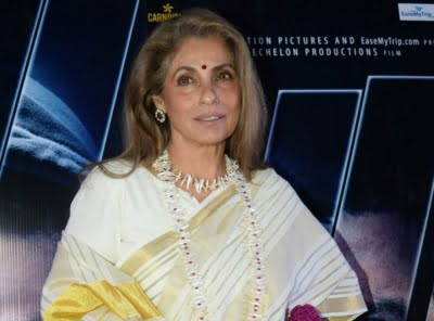 What made Dimple Kapadia finally 'believe in herself'? Surprised... read on
