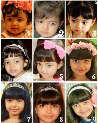 Big B captures various moods of Aaradhya in b'day wish