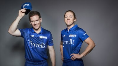 The Hundred: Morgan, Knight retained as London Spirit captains