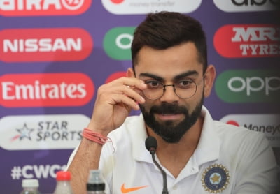 Kohli to donate profit from a sanitation product to charity