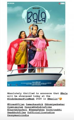 Bala turns 1: Ayushmann wanted to bust 'stereotyped notions of beauty' with film