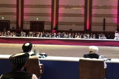 Discussions on for agenda of Afghan-Taliban formal talks