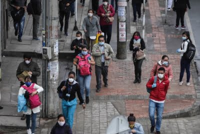 Colombia reports inflation reduction in November