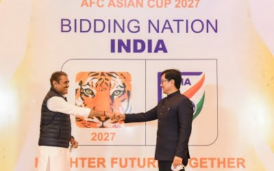 Getting hosting rights for AFC Asian Cup will be best gift for fans: Chhetri