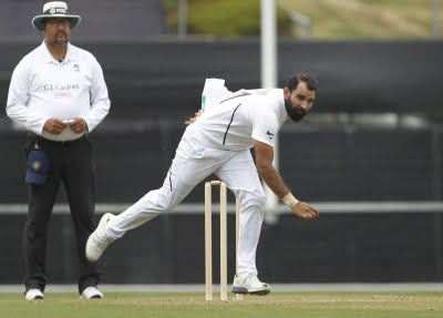 Pacer Shami advised 6 weeks' rest, to fly out to India on Wednesday