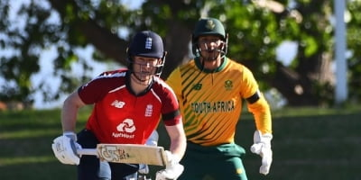 First ODI between South Africa and England abandoned again