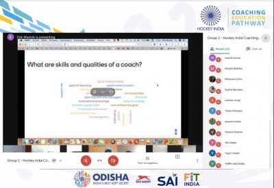 Hockey India to conduct another online course for aspiring coaches