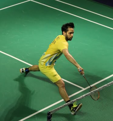 Kashyap, Prannoy among 4 shuttlers testing positive for Covid-19