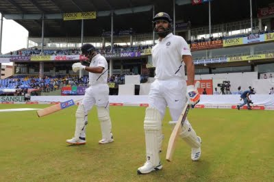 Rohit joins Indian squad ahead of third Test