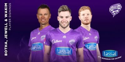 Johan Botha comes out of retirement to play in Big Bash