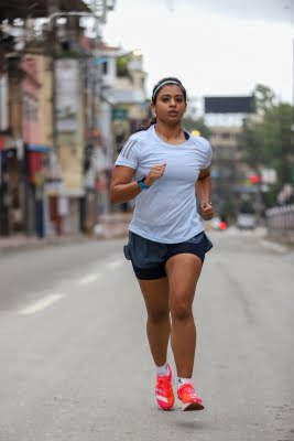 5-month pregnant woman finishes TCS World 10K Bengaluru in 62 minutes