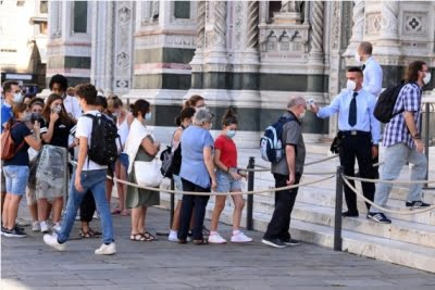 Italy reports 18,887 new Covid-19 cases