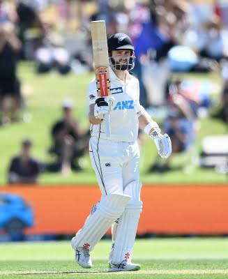 1st Test: Williamson, Taylor put NZ in driver's seat against Pak