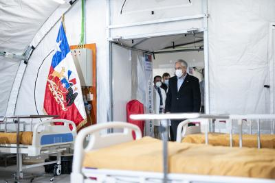 Chile extends Covid-19 state of emergency for 3rd time