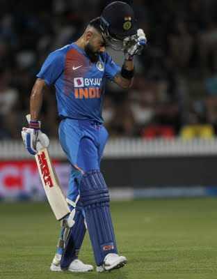 3rd T20I: India's poor day with the Decision Review System