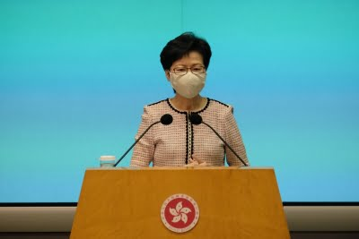 HK to further tighten social distancing measures