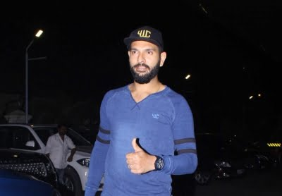 Yuvraj distances himself from father's comments