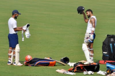 Rahane will lead India well in my absence as template is set: Kohli