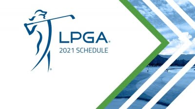 LPGA Tour to feature 34 golf events in 2021