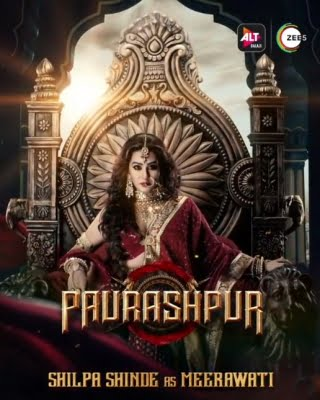 Shilpa Shinde: 'Paurashpur' deals with issues gender politics and patriarchy