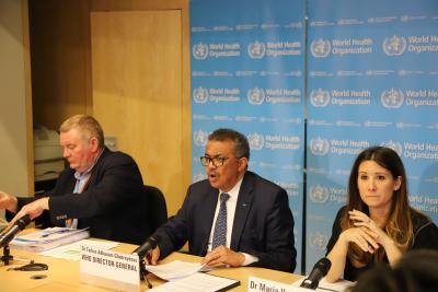 WHO calls for sustained efforts to control Covid-19 transmission