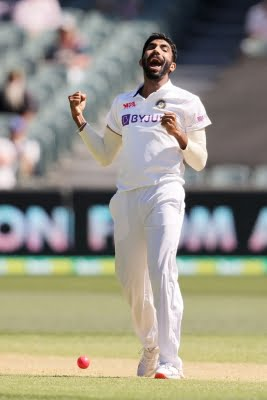 Adelaide Test: Bumrah scalps two after India get all-out for 244
