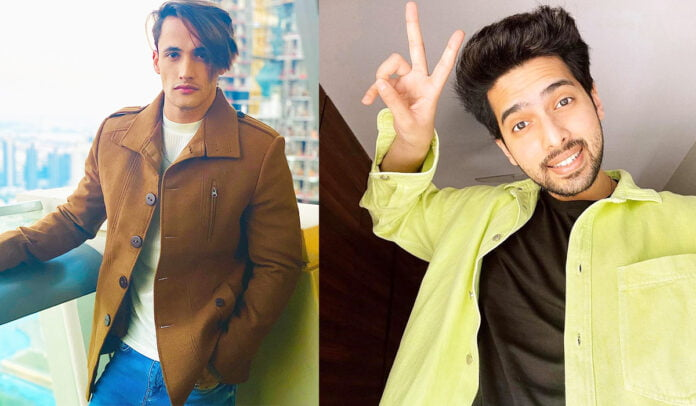 Asim Riaz shares the first look of his upcoming song with Armaan Malik