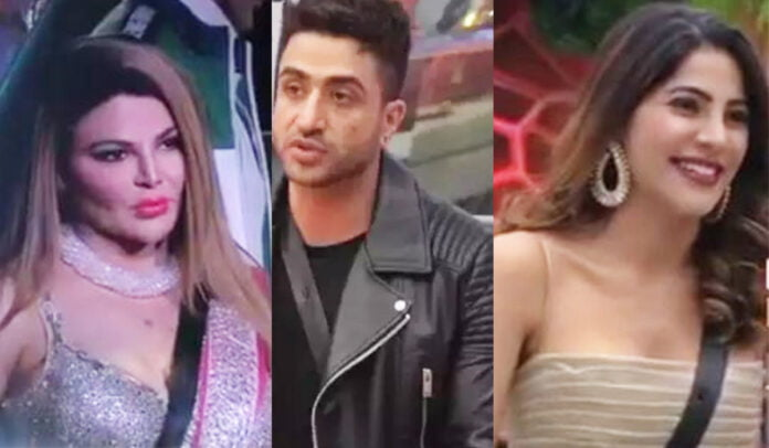 Bigg Boss 14 Rakhi Sawant, Aly Goni and Nikki Tamboli enter BB house, Fans excited for their entry