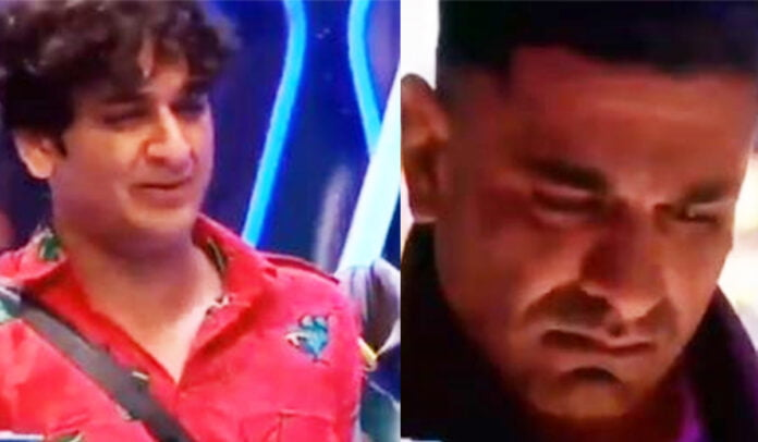 Bigg Boss 14 Vikas Gupta says it is a mental torture as he engage into an ugly fight with Eijaz Khan