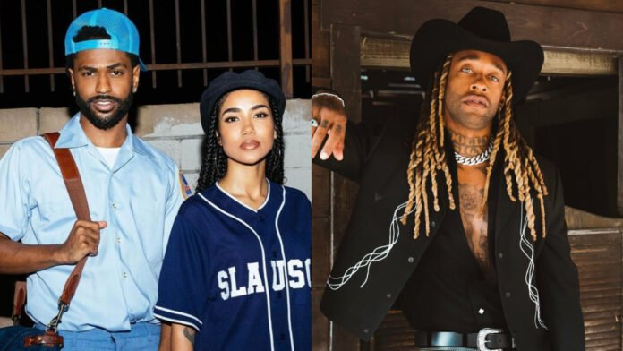 Body Language: Big Sean, Jhene Aiko and Ty Dolla $ign pay homage to '90s classic Rom-Coms' in new music video