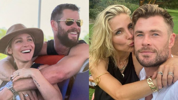 Chris Hemsworth pays adorable tribute to wife Elsa Pataky on 10th wedding anniversary