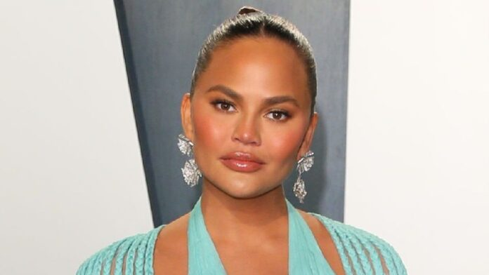 Chrissy Teigen admits she'll never be pregnant again in an emotional post