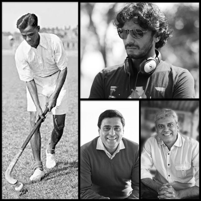 DHYANCHAND biopic to be directed by Abhishek Chaubey