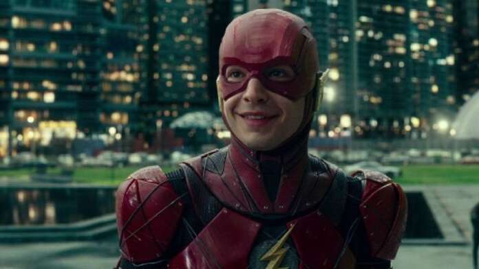 Ezra Miller's 'The Flash' to begin production in April
