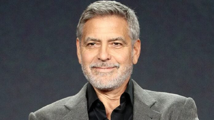George Clooney hospitalized after dramatic weight loss