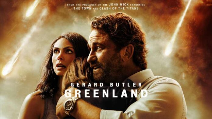 'Greenland' trailer 2: Gerard Butler fights for family's survival in new disaster movie
