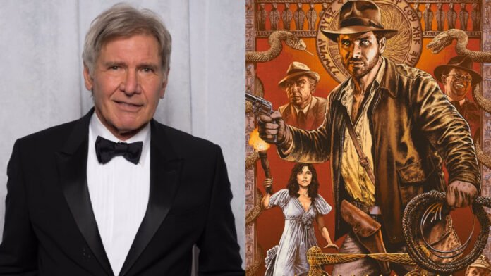 Harrison Ford set to return in 5th 'Indiana Jones' movie