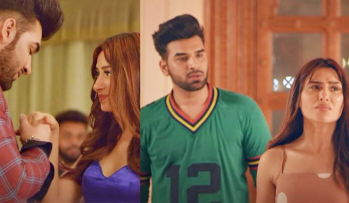 Kamaal Karte Ho Song Out Now Paras Chhabra and Mahira Sharma's heart touching emotional song will melt your hearts