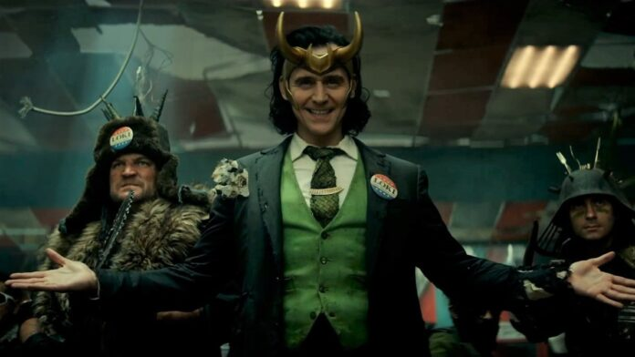 Marvel Studios 'Loki' trailer: Tom Hiddleston returns as the lunatic 'god of mischief'