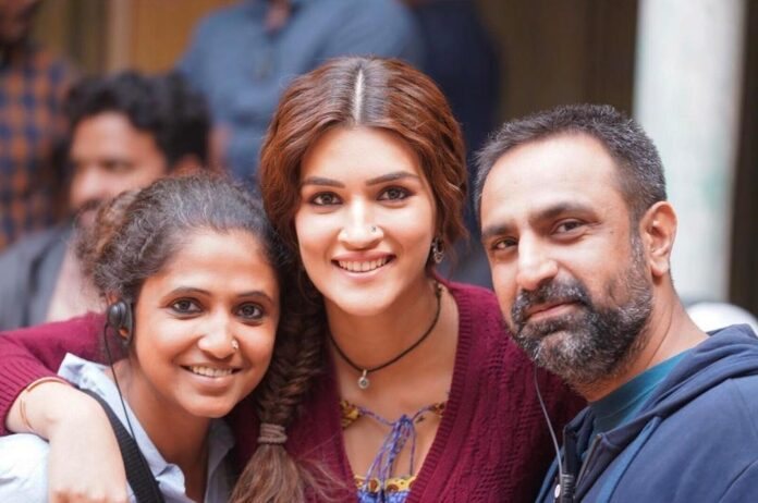 Fans share their excitement to watch Kriti Sanon in a never seen before avatar in 'Mimi'