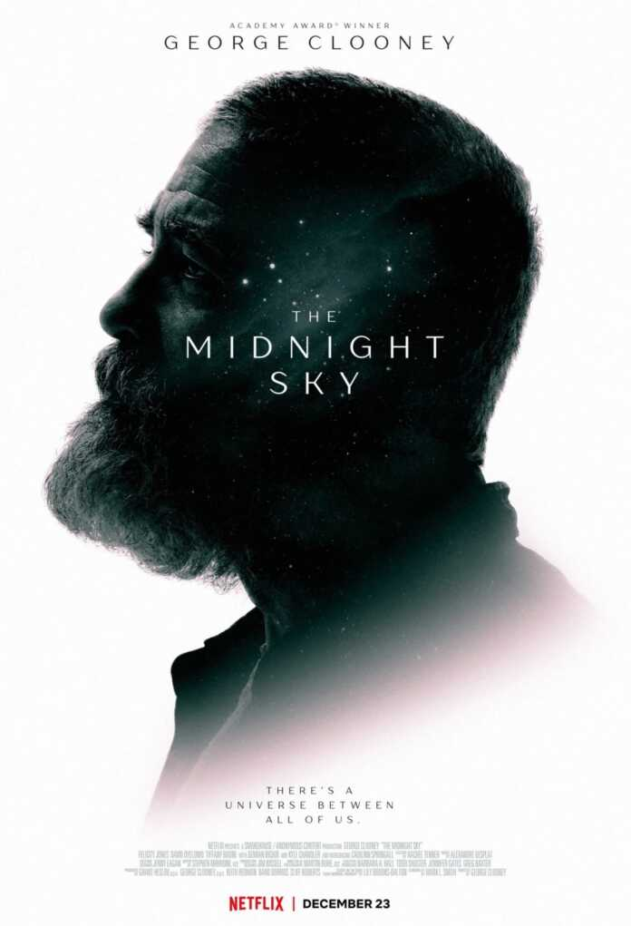 Netflix Film The Midnight Sky by George Clooney (Poster)