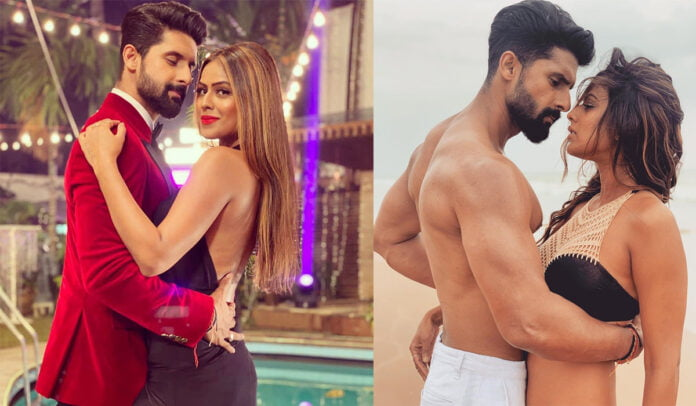 Nia Sharma's lovely birthday post for her favourite co-star Ravi Dubey